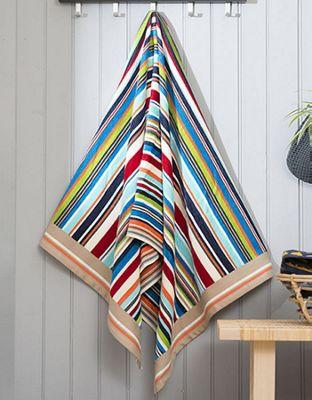 ba43813bc34 Buy Montego Bay, Striped Beach Towel - 90 x 180 cm from our Beach ...