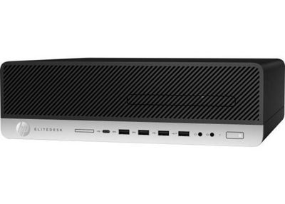 HP EliteDesk 800 G3 Intel Core i7 Not Included Windows 10 Pro Integrated Graphics