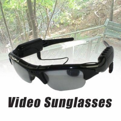 Video Recording Sunglasses