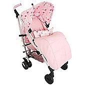 My Babiie Katie Piper MB51 Stroller (Pink Unicorns)