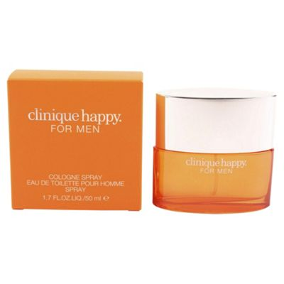 Happy Men Edc Spray 50Ml For Men By Clinique