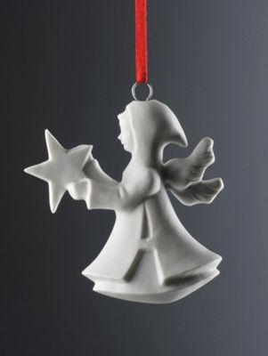 Weimar Angel Christmas Tree Decoration (Set of 2)