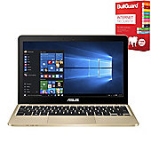 "ASUS Vivobook E200HA 11.6"" Laptop Intel Atom x5 Z8300 2GB 32GB Win 10 With BullGuard Internet Security"