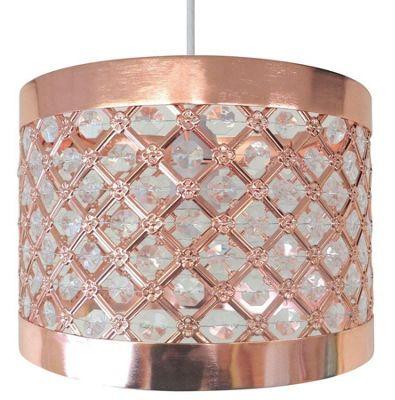 Moda Copper Light Fitting