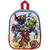 Marvel Avengers Lenticular Junior Backpack