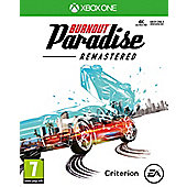 Burnout Paradise Remastered XboxOne