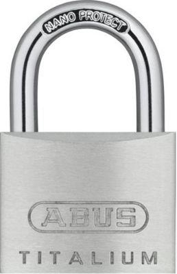 ABUS 64TI/40 40mm Titalium Padlock Keyed KA6411