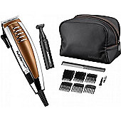 Babyliss for Men Professional Corded Mains Hair Clipper Gift Set | Copper