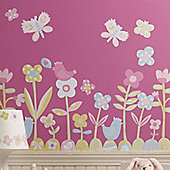 Daisies Children's Wall Stickers