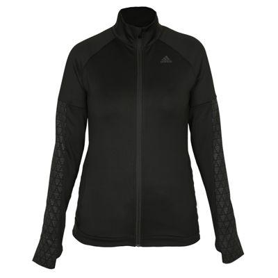 Adidas Ladies Running Track Top Size 12-14 Medium