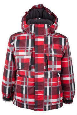 Goose Kids Waterproof Insulated Fleece Lined Hooded Skiing Ski Jacket