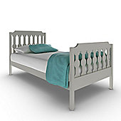 Sugar & Spice Single Bed - Grey