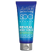 Body Scrub - Spa Escape Reveal Exfoliating Body Scrub - 200g - Sorbet