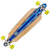 Mindless Longboards ML8020 Savage III Complete Longboard - Blue