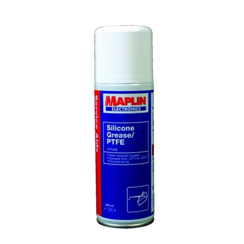 Silicone Grease with PTFE