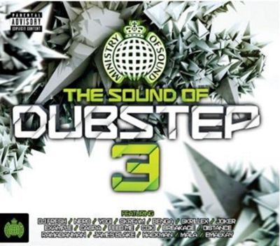 Ministry Of Sound: Sound Of Dubstep 3 (2CD)