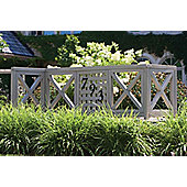 Yardistry Two Way Corner Feature Panel Fencing Garden Feature