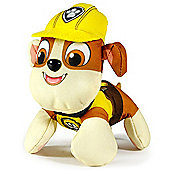 Paw Patrol Mini Pup Pals Rubble Soft Toy