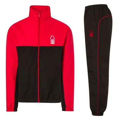 Nottingham Forest FC Boys Tracksuit 8-9 Years