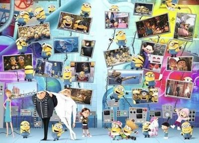 Despicable Me 3 - 9000pc Puzzle