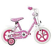 Terrain Starry Dream 12 inch Wheel Pink Kids Bike