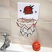 Bath Time Basketball Hoop 2 Floating Balls Slam Dunk Bath Toy Xmas