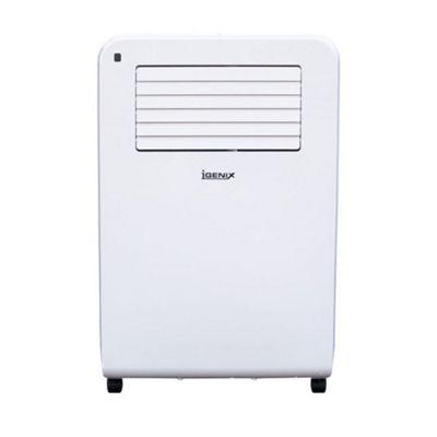 Igenix IG9903 11500 BTU 1300W 4 in 1 Portable Air Conditioner with Remote Control - White