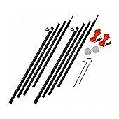 Vango Adjustable Steel King Poles