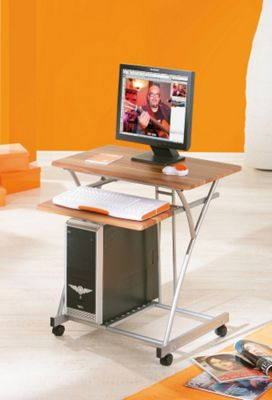 Aspect Design Oscar Mobile Height Adjustable Laptop Table