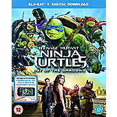 Teenage Mutant Ninja Turtles: Out of the Shadows Blu-ray