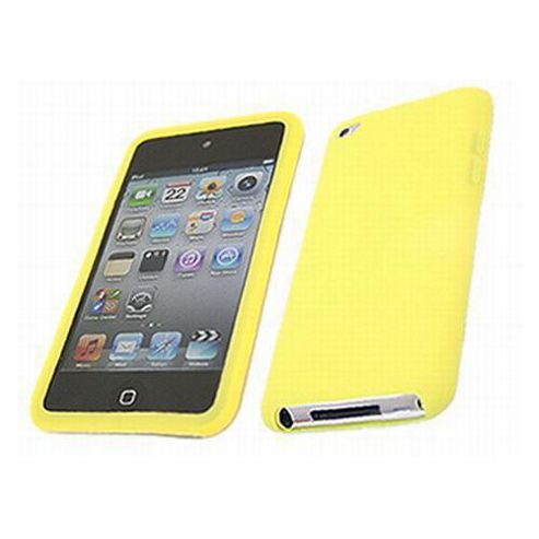 iTALKonline Silicone Case - Yellow