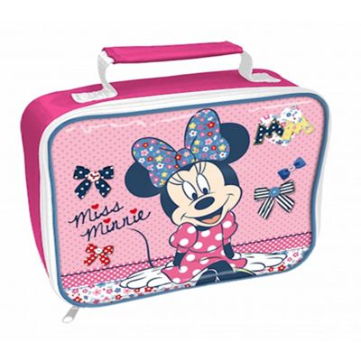 Disney Minnie Mouse Rectangle Lunch Bag
