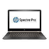 HP Spectre Pro 13 G1 Notebook (i5-6200U Dual-core - 8GB RAM 256GB SSD - Windows 10 Pro) - Ash Silver