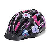 Giro Flurry II Kids Helmet Black/Pink