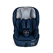KinderKraft Safety Fix Car Seat with Isofix - Navy Blue