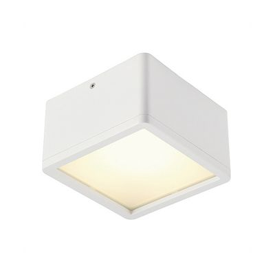 Skalux Ceiling Light Square White Modern Style Lighting