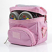 Nintendo Classic Mini: Super Nintendo Entertainment System(SNES) Travel Bag by Twitfish (Pink)