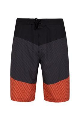 Mountain Warehouse Wave 4-Way-Stretch Mens Boardshorts ( Size: L )