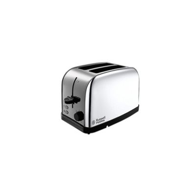 Russell Hobbs Dorchester 2-Slice Toaster Stainless Steel