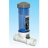 ClearWater In-Line Chlorine/Bromine Feeder