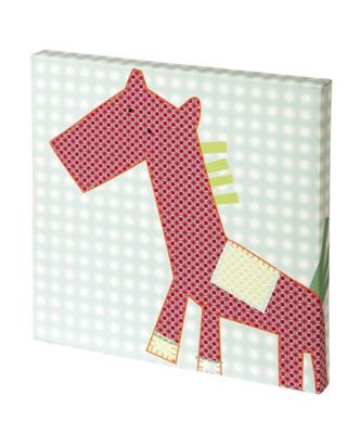 Mamas & Papas - Gingerbread Pony - Picture Canvas