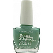 Maybelline SuperStay 7 Days Gel Nail Polish 10ml - Mint For Life