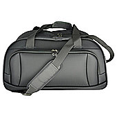 Tesco Rio Lightweight Grey Holdall