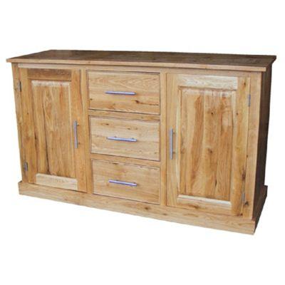 Stratton Oak Large Sideboard