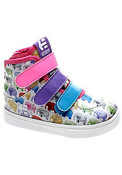Etnies Senix Mid Assorted Toddler Shoe - Multi