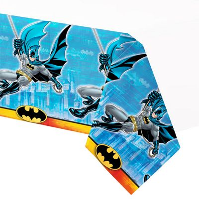 Batman Plastic Tablecover