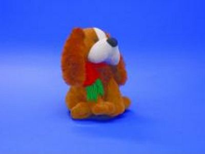 Festive 128983 Animated Xmas Dog/Flap Ears 8In
