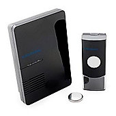 Grundig Wireless Doorbell Door Bell Black