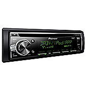 Pioneer DEH-4800DAB Car Stereo with DAB+ Tuner Front loader CD