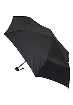 Mountain Warehouse Umbrellas 100%Polyester Making Extremely Durable 105cm - Black